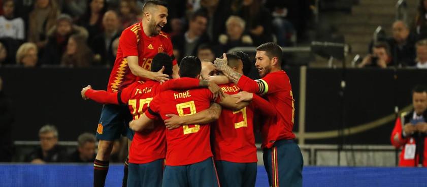 Apuesta para el Portugal - España, Mundial Rusia 15.06.2018