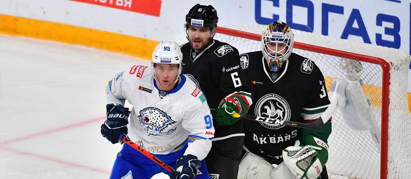 Прогноз на матч КХЛ «Барыс» - «Ак Барс»: вторая встреча с лидером Востока