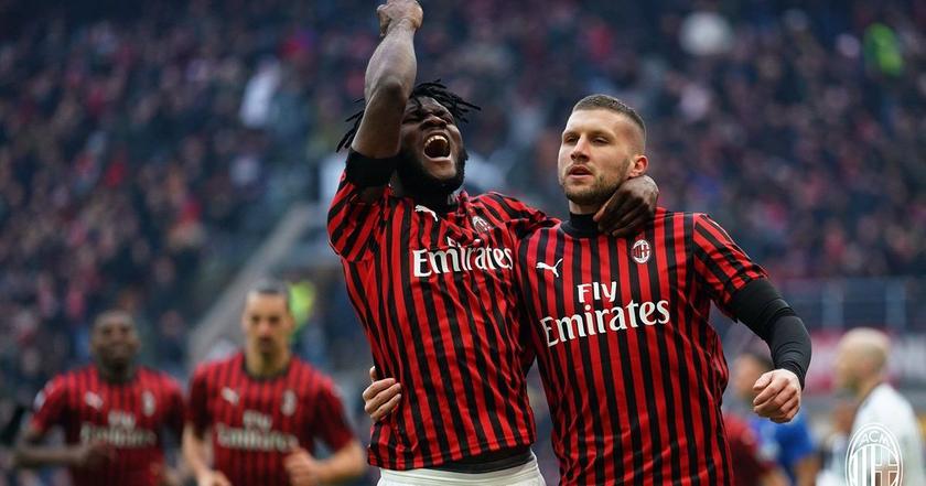 Брешия - Милан прогноз на матч!