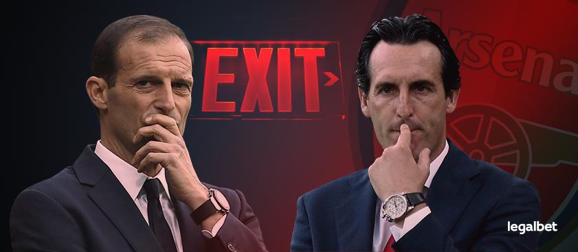 Эмери уволен: кого букмекеры ждут у руля «Арсенала»?