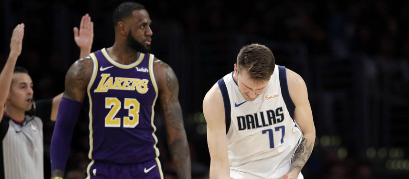 Los Angeles Lakers - Dallas Mavericks. Pronosticuri NBA