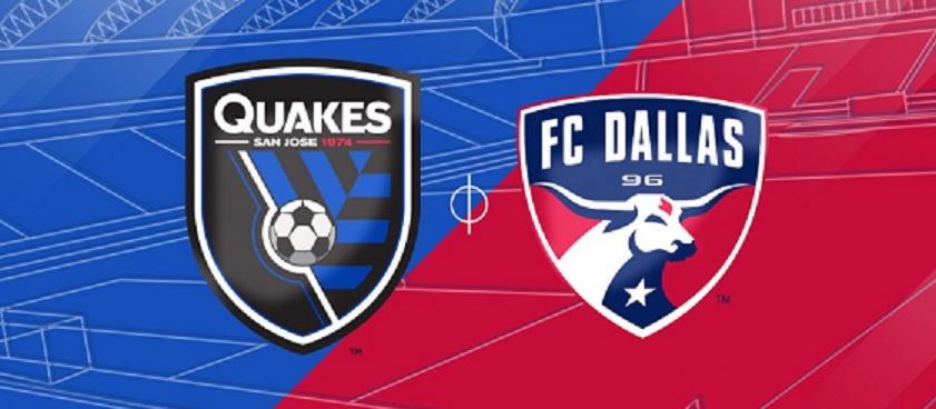 San Jose Earthquakes - FC Dallas. Pontul lui IulianGGMU