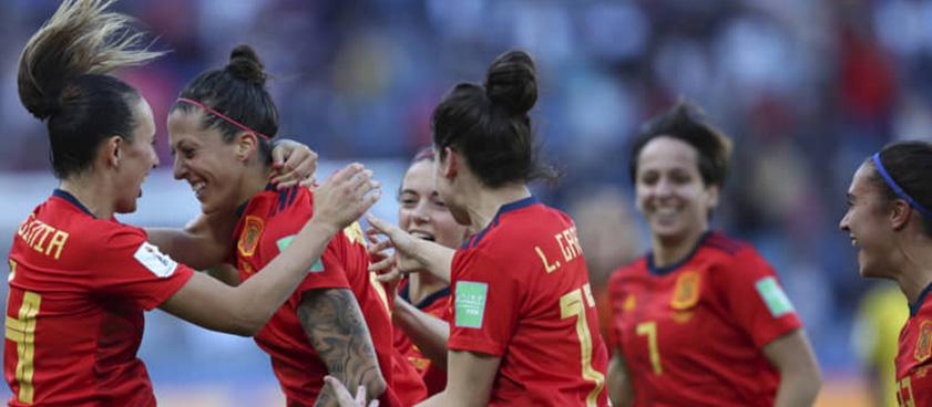 Pontul meu din fotbalul feminin 17.06.2019 China vs Spania