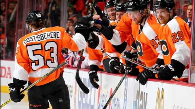 22 ноября. НХЛ. Пара интересных матчей...