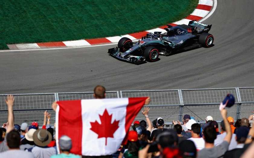 Формула-1. Гран-При Канады-2018: Превью и лучшие ставки на гонку