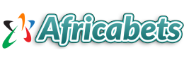 The logo of the bookmaker Africabets - legalbet.com.gh