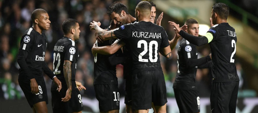 Pronósticos Borussia Dortmund – Eintrach Frankfurt, PSG – Saint-Etienne
