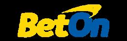 The logo of the bookmaker BetOn - legalbet.ug