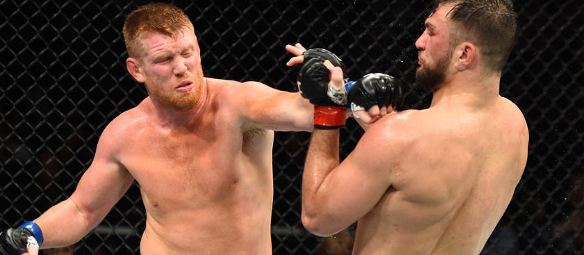 Спэнн - Алви: коэффициенты на бой на UFC 249