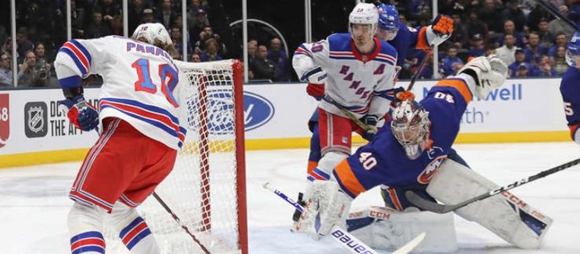 Прогноз на матч НХЛ «Рейнджерс» - «Блю Джекетс»: Панарин феерит, а что команда?