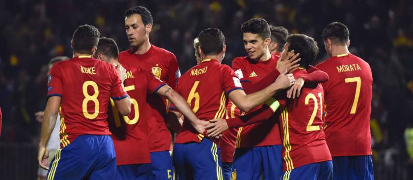 Pronóstico Inglaterra - España, UEFA Nations League 08.09.2018
