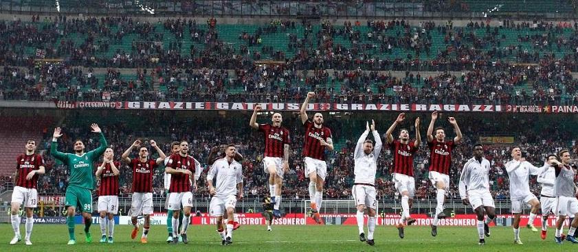 Στοίχημα στο AC Milan - Brescia