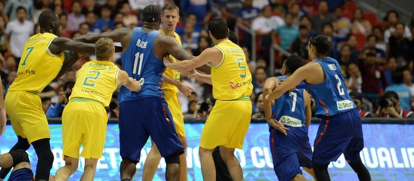 Filipine - Italia. Campionatul Mondial de Baschet