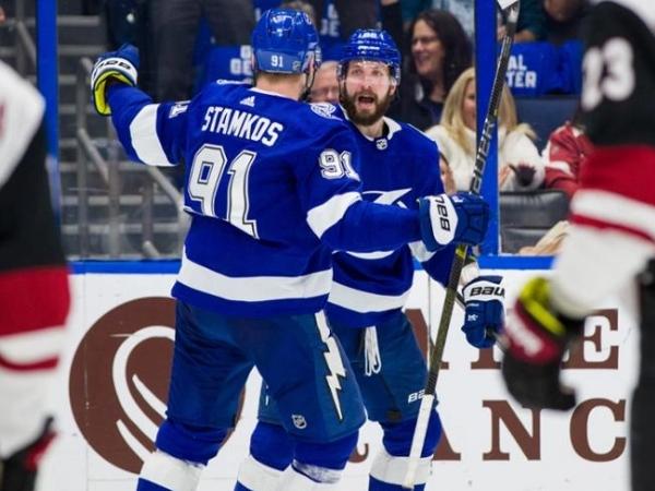 Константин Федоров: Прогноз на матч НХЛ «Нью-Джерси» - «Тампа-Бэй»: Гусев против Кучерова.