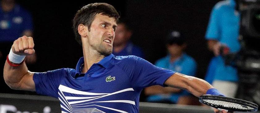 Теннис. Australian Open. Превью и прогноз на матч Джокович – Цонга