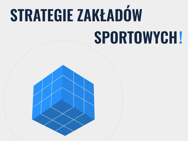 Legalbet.pl: Strategie zakładów sportowych.