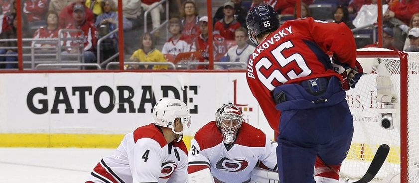 Washington Capitals - Carolina Hurricanes: Predictii hochei pe gheata NHL