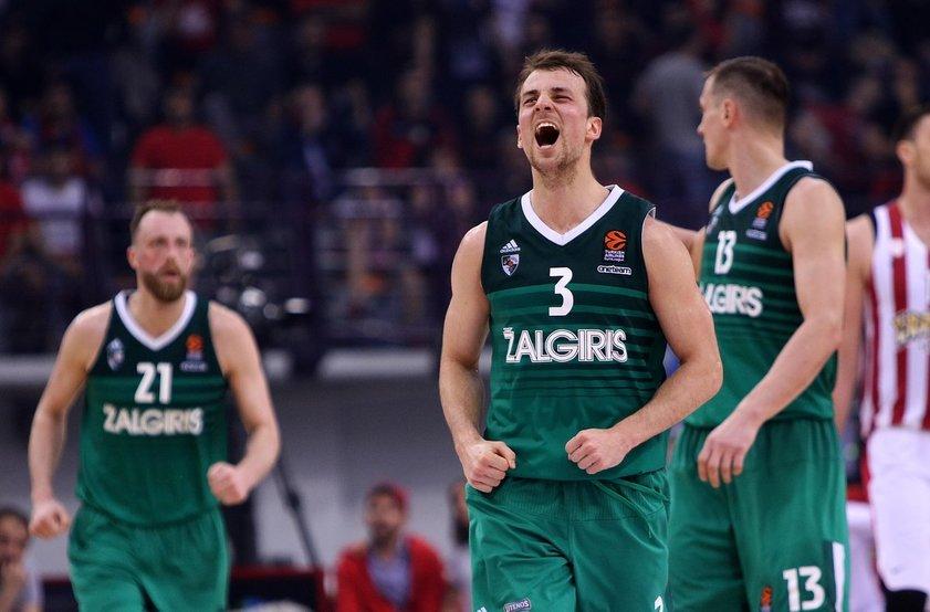 Евролига. Прогноз на матч «Жальгирис» - «Олимпиакос»: Греки заканчивают сезон?