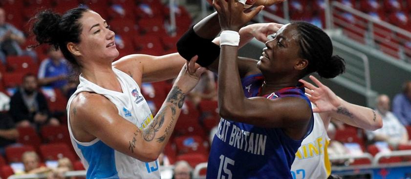 Сербия (жен) – Великобритания (жен): прогноз на баскетбол от Kawhi2