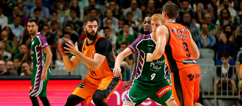 «Валенсия» - «Уникаха»: прогноз на матч плей-офф Лиги АСВ. Классика испанского баскетбола
