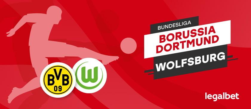 Borussia Dortmund – Wolfsburg: ponturi pariuri Bundesliga 03.01.2020