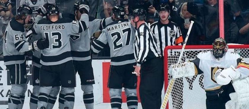 Прогноз на матч НХЛ «Аризона» - «Лос-Анджелес»: будет ли четвёртая победа подряд?