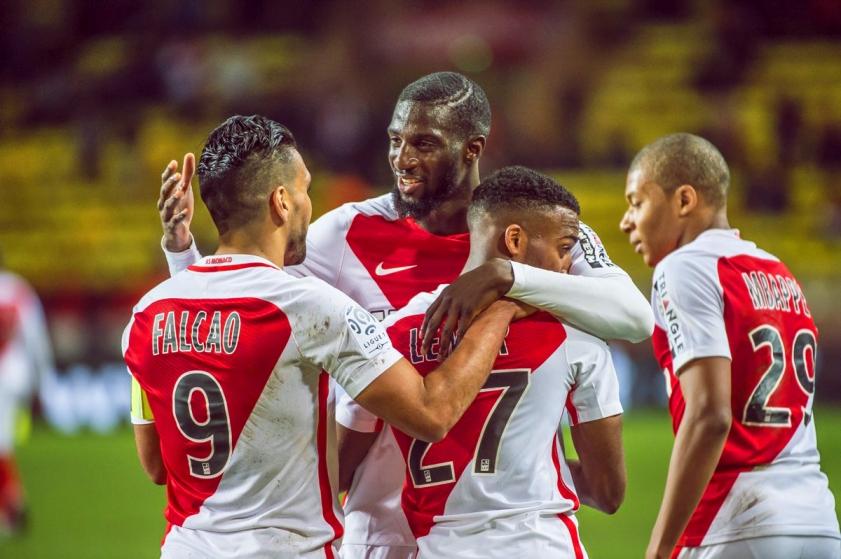 """Лига 1. """"Монако"""" - """"Кан"""". Сумеют ли монегаски одержать победу?"""