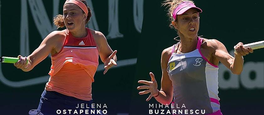 Pariul zilei din tenis  Mihaela Buzarnescu vs Jelena Ostapenko