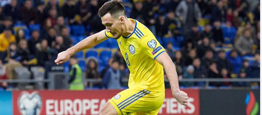Казахстан – Кипр: прогноз на футбол от Ербола Каирова