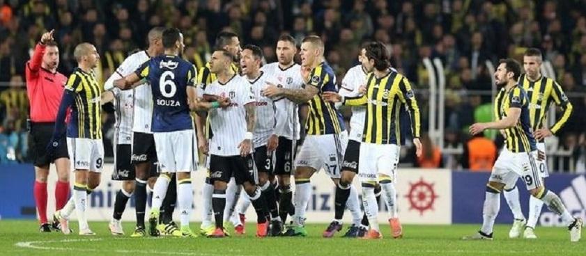 Fenerbahce - Besiktas: Ponturi pariuri Super Lig