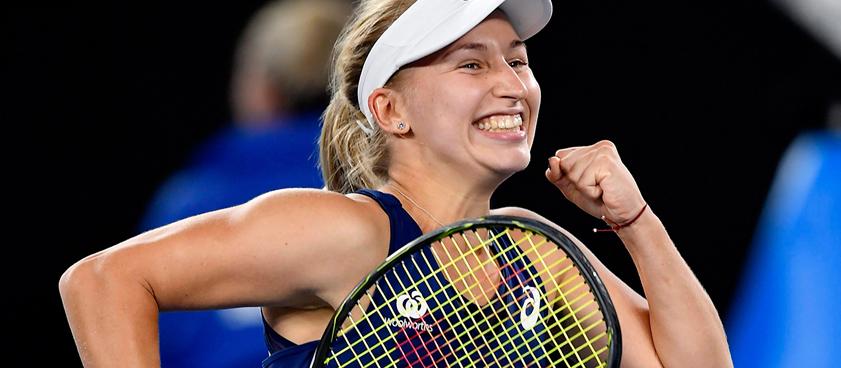 Дарья Гаврилова – Сорана Кырстя: прогноз на теннис от Алексея Кашина