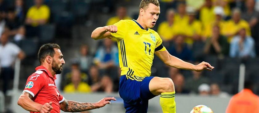 Malta - Suedia. Ponturi pariuri sportive Calificari EURO 2020