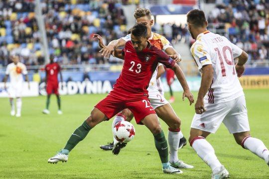 Македония - Португалия