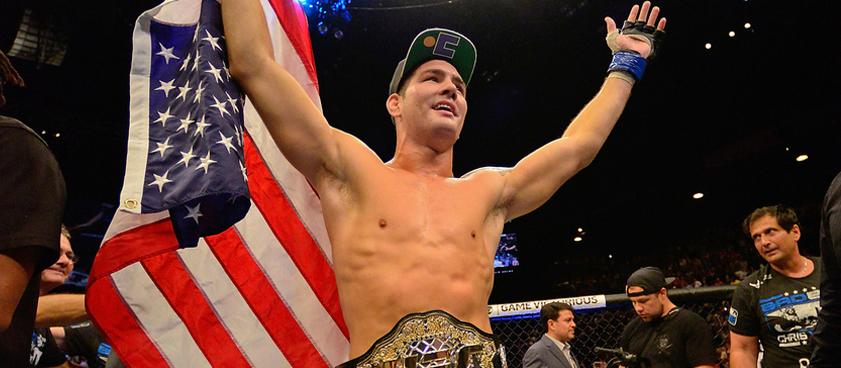 Вайдман - Херманссон: коэффициенты букмекеров на главное событие UFC Fight Night 174