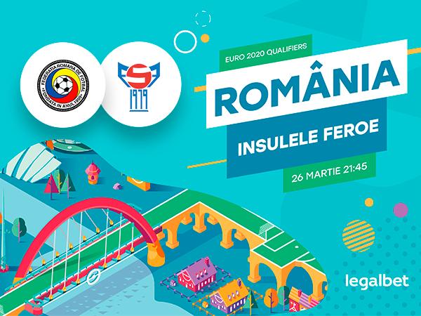 legalbet.ro: Romania - Insulele Feroe: prezentare cote la pariuri si statistici.