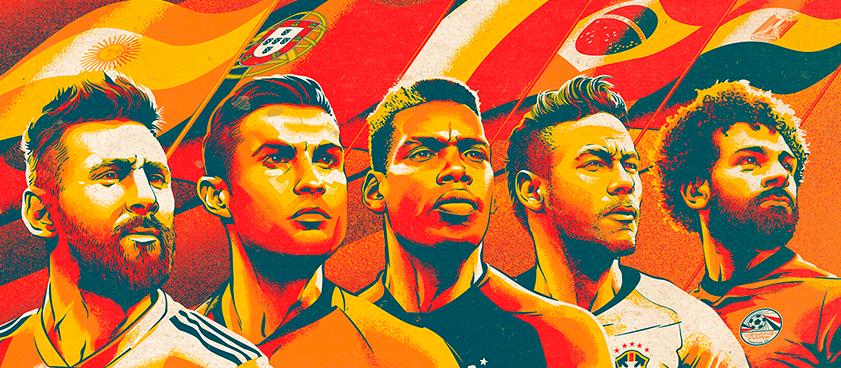 Чемпионат мира в России: на какую сборную ставить? Подборка полезных обзоров от Legalbet
