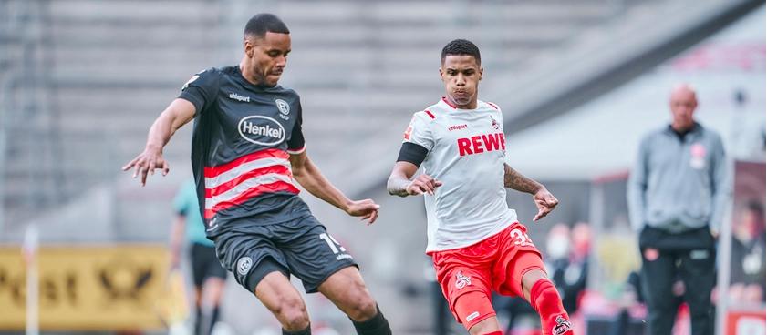 «Кельн» - «Лейпциг»: ставка-комбо на матч ярчайшего клуба второго круга Бундеслиги