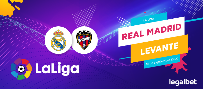 Previa Real Madrid - Levante, La Liga 2019