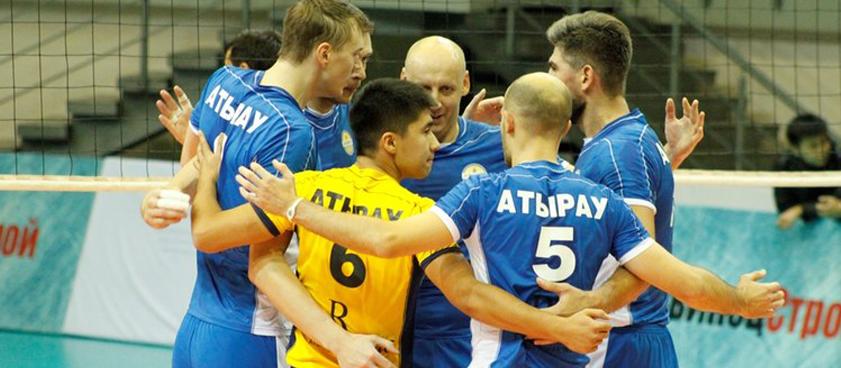 Волейбол. «Тараз» - «Атырау». Прогноз гандикапера VolleyStats