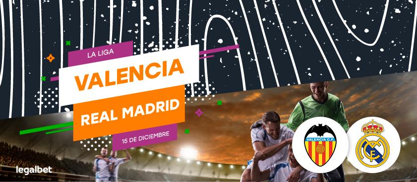 Previa, análisis y pronósticos Valencia - Real Madrid, La Liga 2019