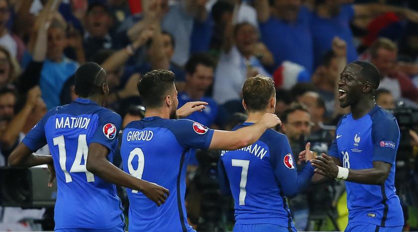 Старт Лиги наций УЕФА: Германия - Франция