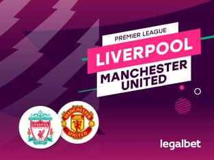 Antxon Pascual: Apuestas y cuotas Liverpool - Manchester United, Premier League 2020/21.