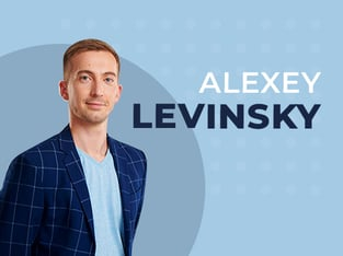 "Alexey Levinsky: Alexey Levinsky: ""There is no established sponsorship market in Russia yet""."