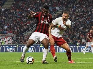 legalbet.ro: AS Roma - AC Milan: prezentare cote la pariuri şi statistici.