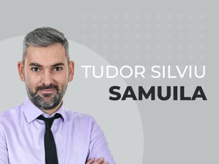 legalbet.ro: Moderatorul TV Tudor Silviu Samuila se alatura echipei Legalbet!.