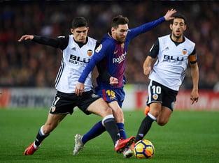 alex7878: Прогноз Барселона - Валенсия.