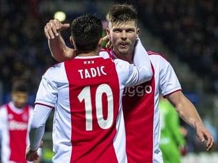 legalbet.ro: Ajax Amsterdam - Real Madrid: prezentare cote la pariuri si statistici.