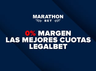 Legalbet.es: ¡Marathonbet ofrece un 0% de margen en sus cuotas Champions League y Europa League!.