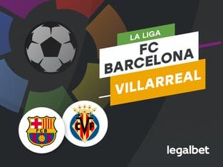 Antxon: Apuestas y cuotas FC Barcelona - Villarreal, La Liga 2020/21.