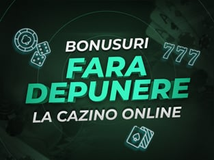legalbet.ro: Top bonusuri fara depunere la cazino online.